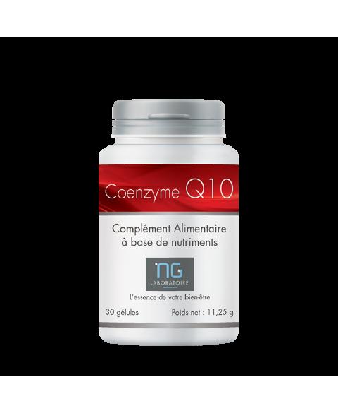 CoEnzyme Q10, complément alimentaire