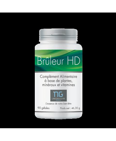 Brûleur HD, complément alimentaire dédié à la perte de poids pour une silhouette affinée