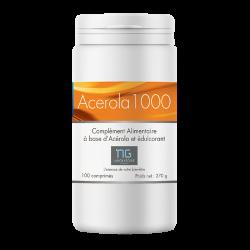Acérola 1000, Vitamine C naturelle en comprimés