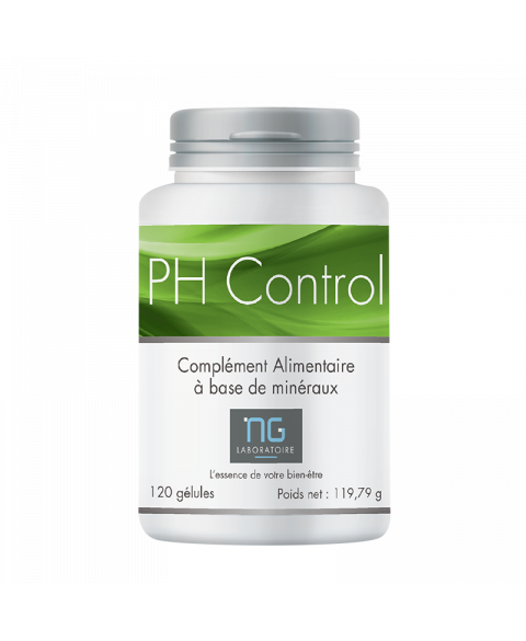 Ph Control, Complément alimentaire pour l'équilibre acido-basique
