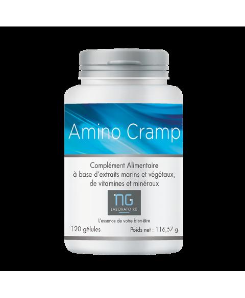 Amino-Cramp, à base de BCAA et Glutamine pour la récupération sportive