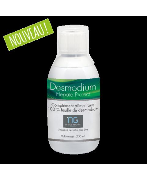 Desmodium - Draineur Hépatique et bon fonctionnement du foie