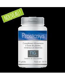 Prostasys - Confort urinaire et équilibre masculin