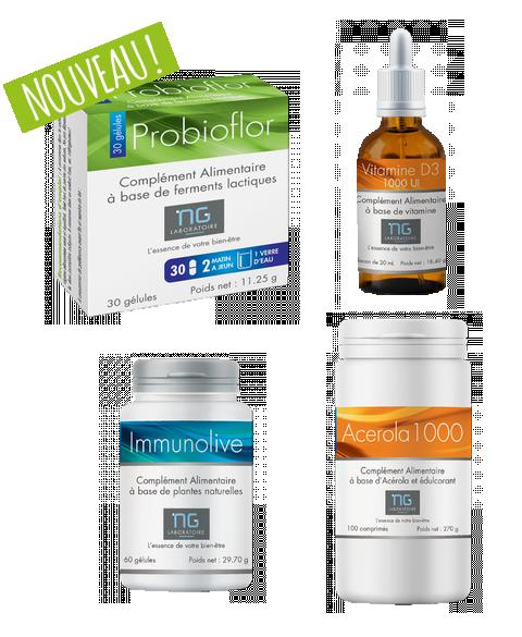 Pack santé spécial système immunitaire