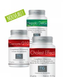 Pack Anti Cholesterol pour la bonne santé du système cardio-vasculaire