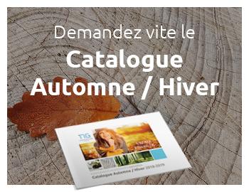 Demandez-vite le Catalogue Automne-Hiver